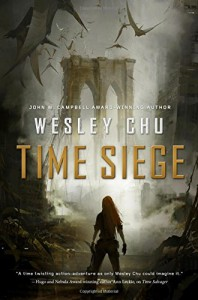 Time Siege - Wesley Chu