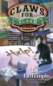 Claws for Alarm - T.C. Lotempio