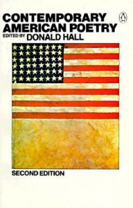 Contemporary American Poetry (Penguin Poets) - Various Authors, Donald Hall