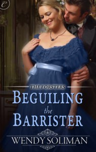 Beguiling the Barrister - Wendy Soliman