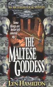 The Maltese Goddess (Archaeological Mysteries, No. 2) - Lyn Hamilton