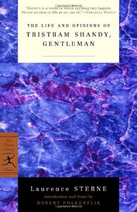 The Life and Opinions of Tristram Shandy, Gentleman - Laurence Sterne, Robert Folkenflik