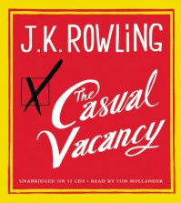 The Casual Vacancy - Tom Hollander, J.K. Rowling