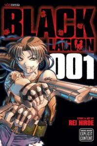 Black Lagoon, Volume 1 - Rei Hiroe