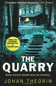 The Quarry (The Öland Quartet #3) - Johan Theorin, Marlaine Delargy
