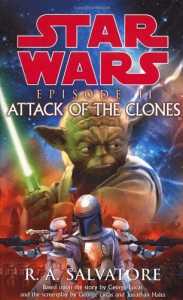 Star Wars Episode II: Attack of the Clones - R.A. Salvatore