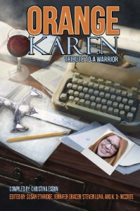 Orange Karen: Tribute to a Warrior - Various