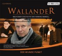 Der wunde Punkt - Henning Mankell, Axel Milberg, Andreas Fröhlich, Sven Stricker, Ulrike Tscharre