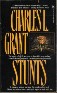 Stunts - Charles L. Grant