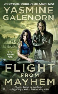Flight from Mayhem (Fly by Night) - Yasmine Galenorn