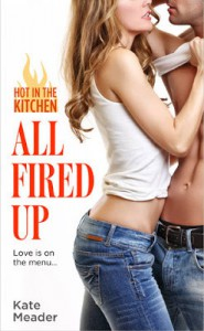 All Fired Up - Kate Meader