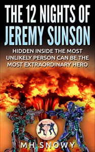 The 12 Nights of Jeremy Sunson - MH Snowy