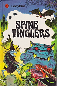 Spine Tinglers - Zenka Woodward