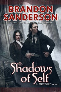 Shadows of Self - Brandon Sanderson