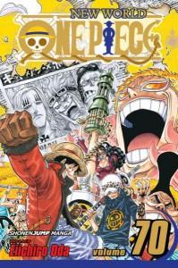 One Piece, Vol. 70: Enter Doflamingo - Eiichiro Oda