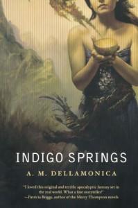 Indigo Springs - A.M. Dellamonica