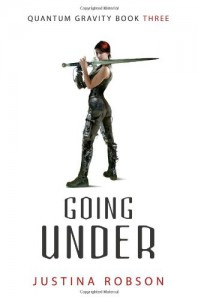 Going Under - Justina Robson