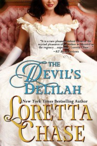 The Devil's Delilah (Regency Noblemen) - Loretta Chase