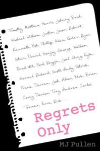 Regrets Only - M.J. Pullen