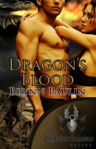 Dragon's Blood - Brynn Paulin