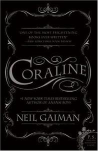 Coraline - Neil Gaiman, Dave McKean