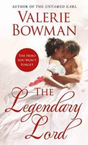 The Legendary Lord - Valerie Bowman