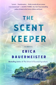The Scent Keeper - Erica Bauermeister