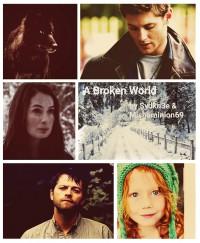 A Broken World -  Mishaminion69, sydkn3e