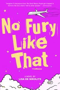 No Fury Like That - Lisa de Nikolits