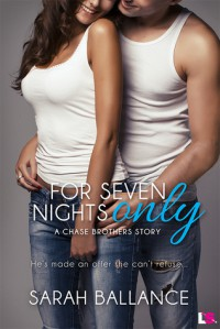 For Seven Nights Only - Sarah Ballance