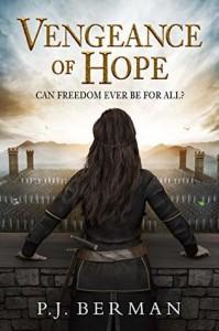 Vengeance of Hope - P.J. Berman