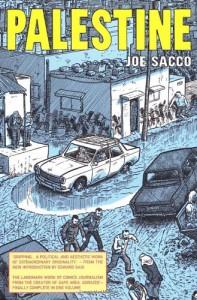 Palestine - Joe Sacco