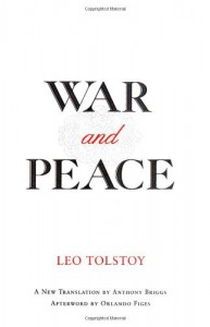 War and Peace - Leo Tolstoy, Anthony Briggs