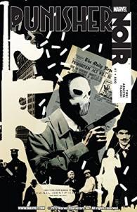 Punisher Noir #1 (of 4) (Punisher Noir Vol. 1) - Frank Tieri, Paul Azaceta