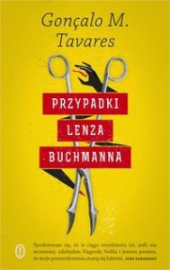 Przypadki Lenza Buchmanna - Tavares Gonçalo M.