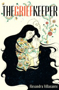 The Grief Keeper - Alexandra Villasante