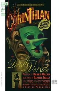 The Sandman Presents: The Corinthian #1 - Darko Macan, Danijel Žeželj