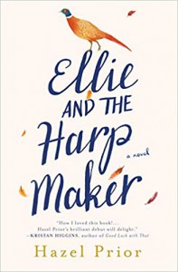 Ellie and the Harpmaker - Hazel Prior