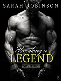 Breaking a Legend - Sarah  Robinson