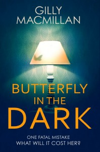 Butterfly in the Dark  - Gilly MacMillian
