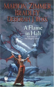 A Flame in Hali (Darkover, #5) - Marion Zimmer Bradley, Deborah J. Ross