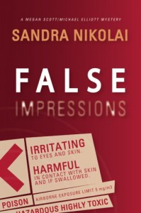 False Impressions - Sandra Nikolai