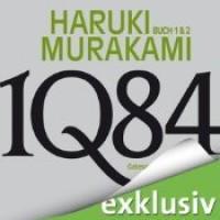1Q84 (Buch 1 & 2) - Haruki Murakami,  David Nathan