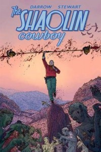 [ The Shaolin Cowboy: Shemp Buffet BY Darrow, Geof ( Author ) ] { Hardcover } 2015 - Geof Darrow