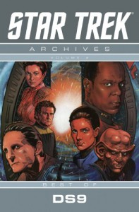 Star Trek Archives: The Best of Deep Space Nine (Star Trek Archives, #4) - Mike W. Barr, Gordon Purcell