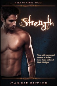 Strength - Carrie Butler