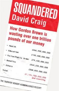 Squandered - David Craig