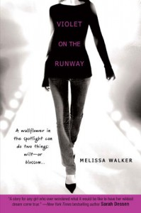 Violet on the Runway - Melissa C. Walker