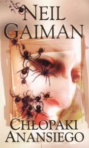 Chłopaki Anansiego - Neil Gaiman, Paulina Braiter