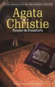 Pasażer do Frankfurtu - Agatha Christie